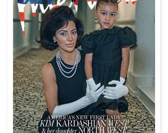 interview magazine - september 2017 - kim kardashian west -  azzedine alaia - iggy pop - amy sedaris - michelle obama - collector's issue