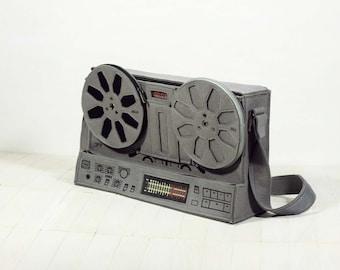 Reel-to-Reel Bag AKAI-77 Purse