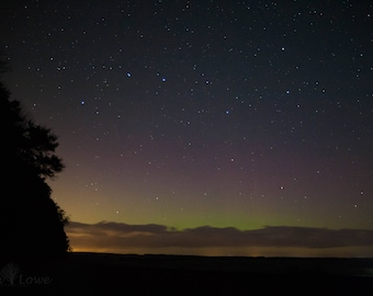 Northern Lights from Yorkshire