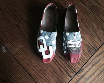 OU Painted Toms