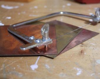144 Pieces - 5 Inch Jewelers Saw Blades - 6 Sizes - Piercing Saw, Jewelry Supply