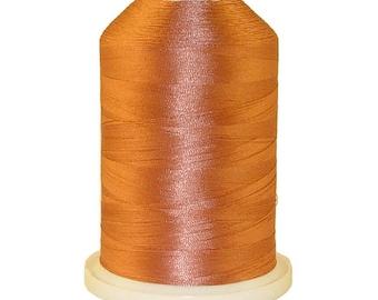 Pink Marble - Embroidery Thread - Polyseda Iris - Polyester Embroidery Thread - 5500 Yards Spool