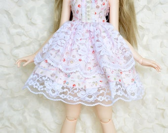 Feeple60/SD/PeakswoodsFOC/Smart Doll/ Dolflie Dream lacy dress