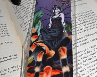 Bookmark Spider Fairy - The Weaver