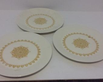 Sheffiled Serenade Dinner Plates - Sets of 3