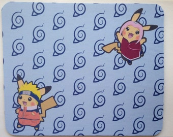 Narutochu and Sakurachu Mousepad