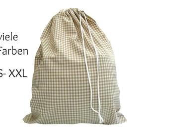 Laundry bag gr. XXS-XXL