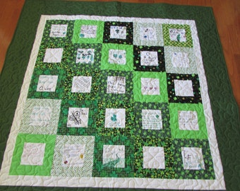 Signature quilt for Christine only