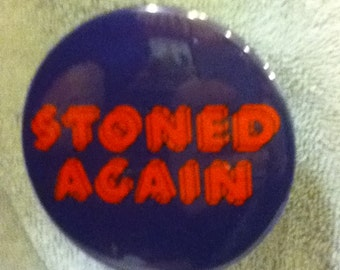 pot reference  pin back button
