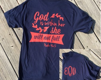 Christian T Shirts, Jesus Shirt, Christian Shirt, Gift Women, Gifts For Her, Gifts For Mom, Bible Verses Shirt, Christian, Jesus