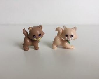 Vintage Littlest Pet Shop - Cats