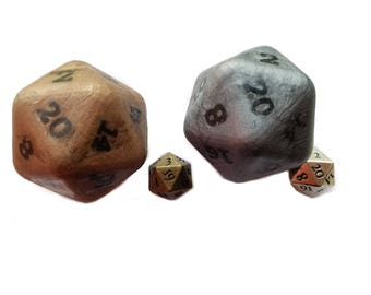 Dnd Dice Gift, Soap Set with Alloy D20 inside, dnd gift dice, dnd gift, gift dnd dice, dice gift dnd, dnd gift set, gift dnd, dice dnd gift