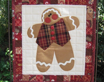 Christmas Mini-Quilts