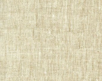 Robert Kaufman FABRIC - Waterford Linen - Natural Solid