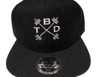 TBD-Be Determined Otto Flex snap back