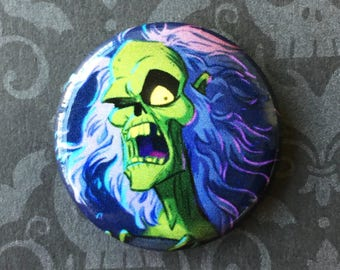 Pop-up ghoul button