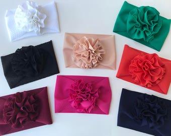 Blossom headbands