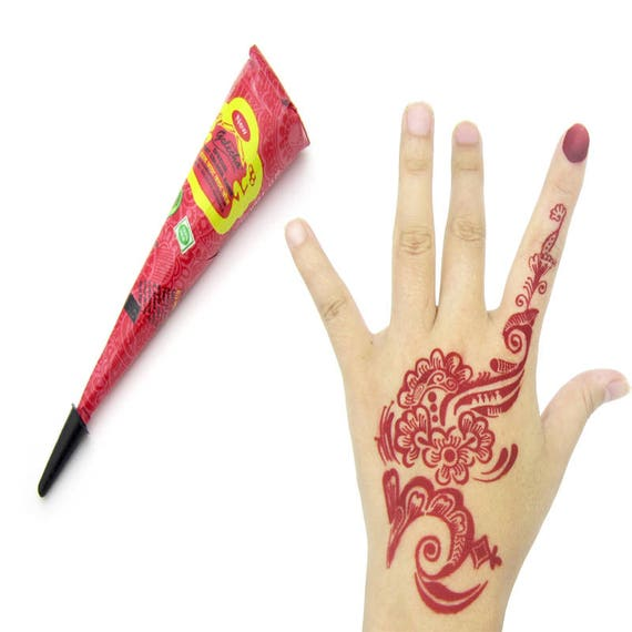 Henna Tattoo Cones For Sale
