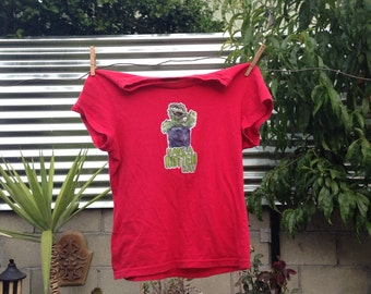 90s oscar the grouch top