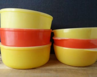 Arcopal Arcopal Salad Bowl, pastel, Arcopal pyrex baking dish, Bowl, salad bowl, pastel Arcopal dinnerware, dinnerware, pyrex Arcopal Salad Bowl, 60s