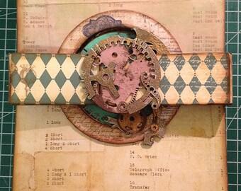 Compass Steampunk Album