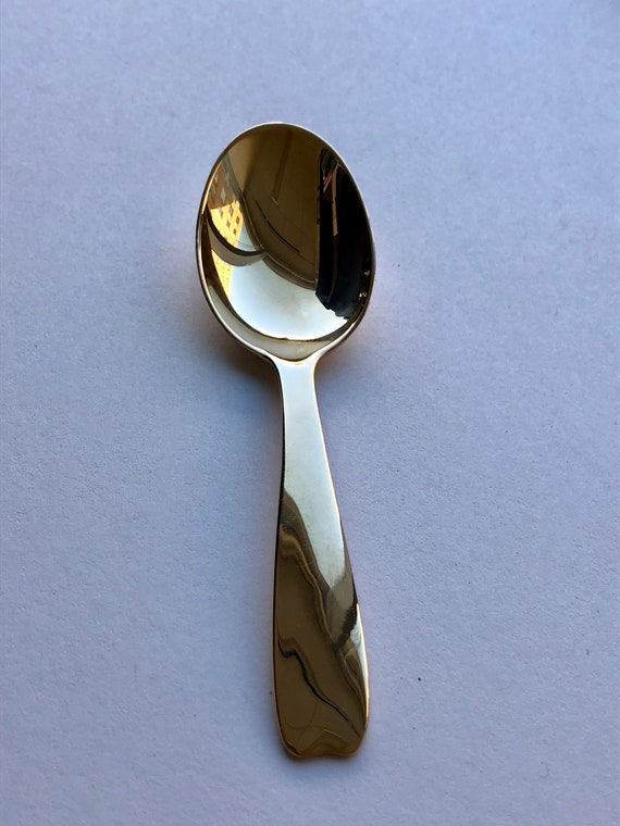 Tiffany & Co. 14K Gold Spoon (26.6 grams Solid Gold)