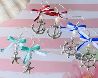 Maritime Earrings Collection