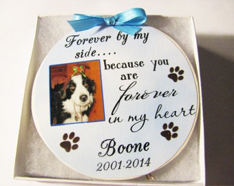 Pet Memorial Ornament - Pet Memorial - Dog Memorial Ornament - Dog Memorial - Pet Memorial Gift - Pet loss - keepsake ornament -Pet keepsake