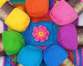Candy Yarn Pack, Stylecraft Special DK