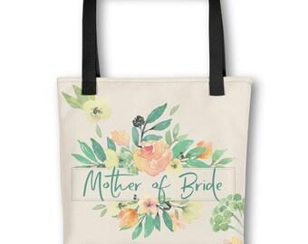 Tote bag - Italian Garden - Light - Mother of Bride
