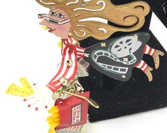 Rossi Ornament - Movie Theme