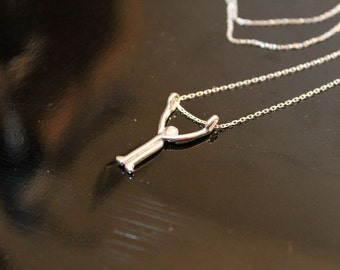 Outstanding!  Sterling silver HOBY necklace