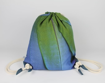Parrot Feather Bag
