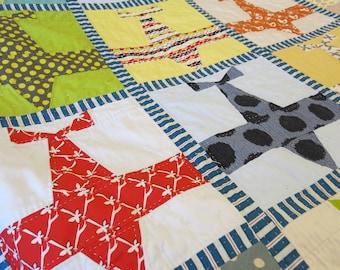 cv 'In Formation' quilt pattern