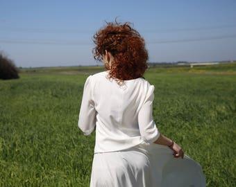 Jewish wedding dress | Etsy