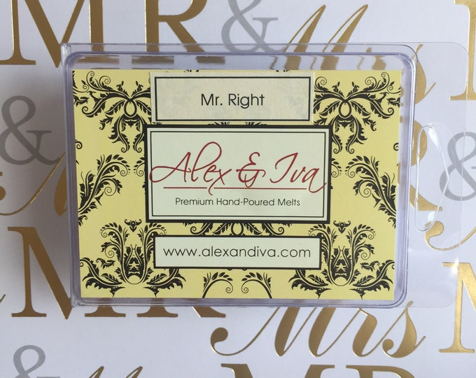 Mr Right - 4 oz. melts