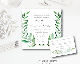 Eloise Wedding Invitations