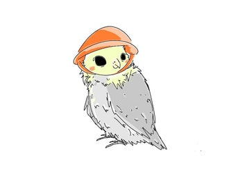 Parakeet Birb (Pre-order)