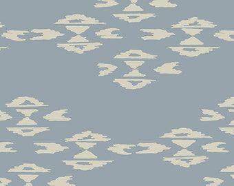 Boho Baby Bedding - Fitted Crib Sheet / Mini Crib Sheets / Changing Pad Cover / Blue Baby Bedding /Etsy Baby Bedding Ikat Crib Sheets Tribal