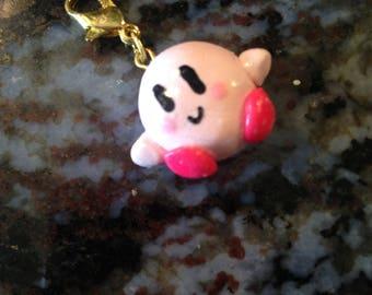 Mini Kirby Charm