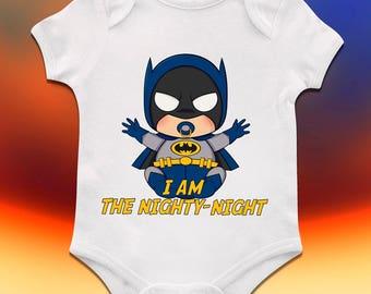 Batman baby onesie, Batman baby shower, Batman first birthday, Batman 1st birthday, Baby girl onesie, Baby boy onesie, Batman baby, Comicoon