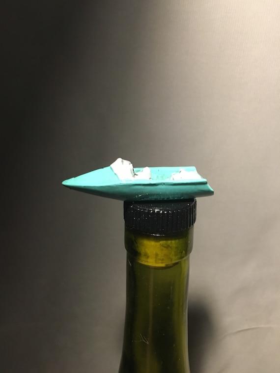 Speedboat Wine Stopper