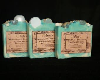 Mermaid's Treasure Bar Soap