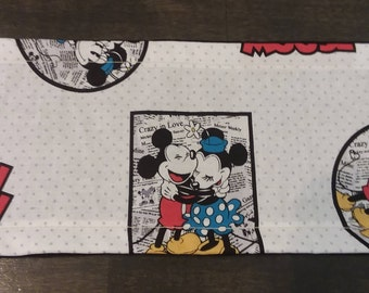 Mickey & Minnie Mouse Male Dog Belly Band - L