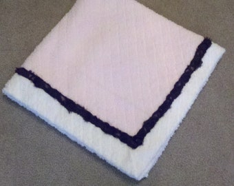 Girls Baby Blanket - Ultra Soft