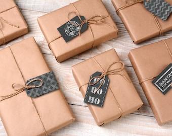 Christmas Tags, Gift Tags, Christmas Digital Tags, Christmas Gift Tags