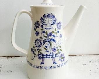An Original Figgio Norway Coffee Pot Lotte