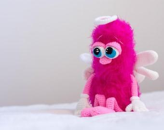 Amigurumi Pattern - Gentle Angel - Find Two Variants - Crochet Toy by Liliksha Toys