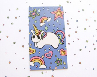 Cute unicorn Magnet Rainbow Pony Magnet Cute Magnet Horse Magnet Fridge Magnet Cubicle Decor Kawaii Magnet Unicorn Magnet Refrigerator