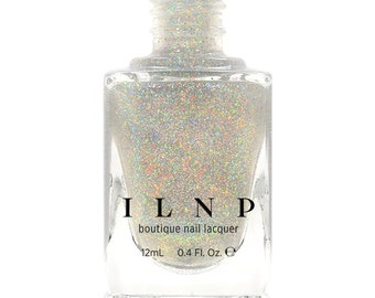 My Private Rainbow (X) - Holographic Nail Polish Top Coat